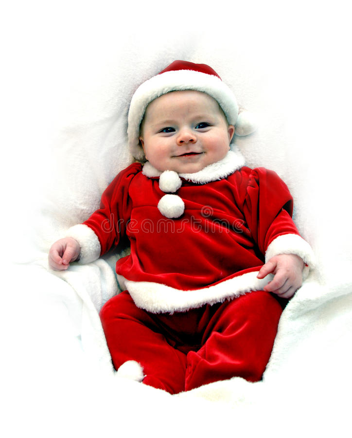 Schätzchen-Paket für Weihnachten stockfotografie