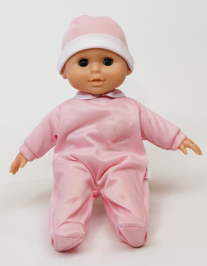 Schätzchen - Puppe lizenzfreie stockfotos