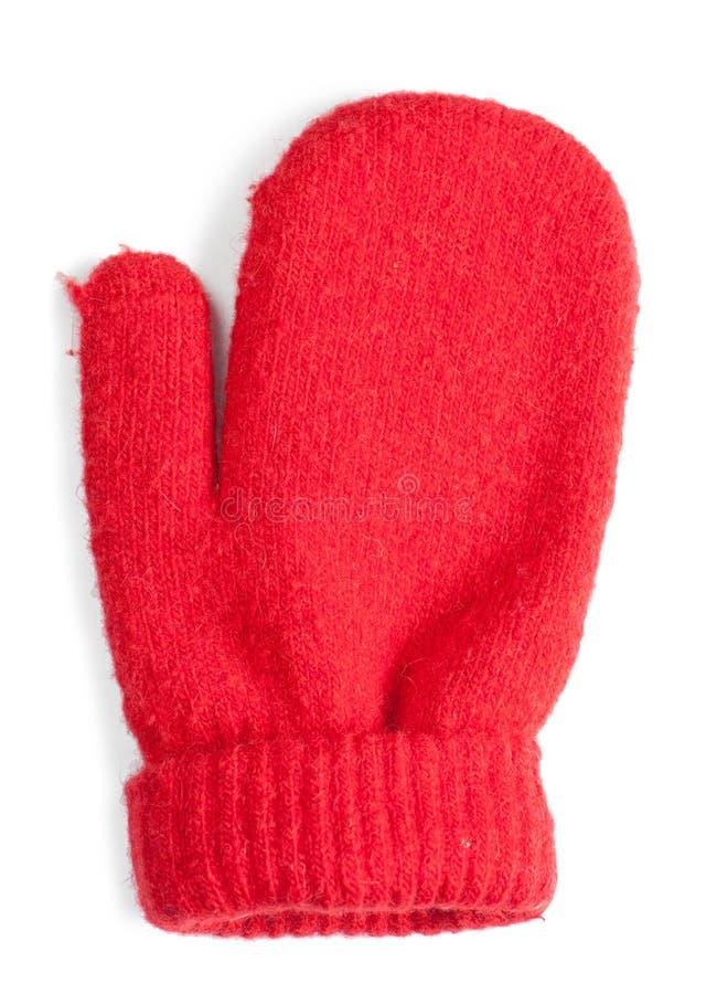 Schätzchenhandschuh stockbilder