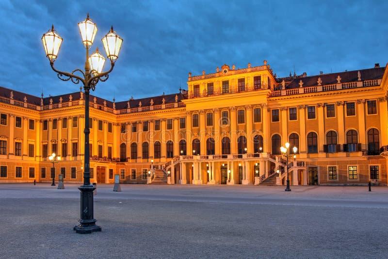 Schönbrunn Palace, Vienna, Austria royalty free stock images