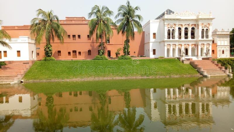 schöne Ansicht Hauses Königs Khan lizenzfreie stockfotos