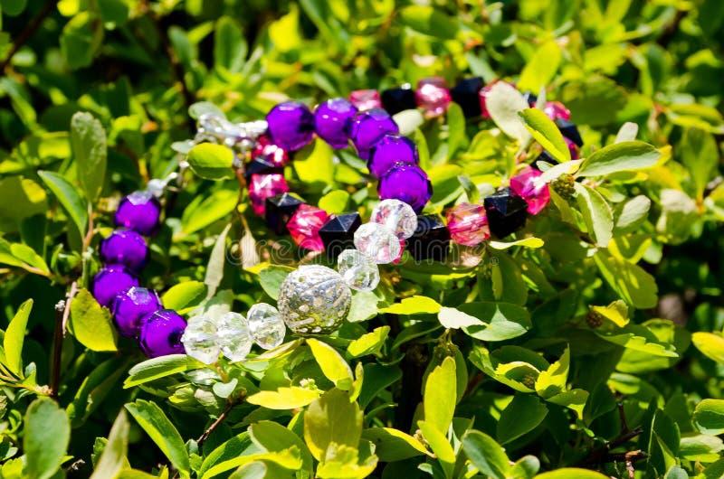 Schöne Armbänder für Mädchen bracelets dekorationen Perlenbesetzte Armb?nder mondstein Empfindliche Dekoration Bijouterie zubeh?r stockbild