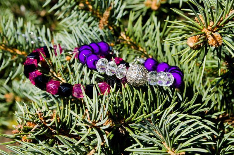 Schöne Armbänder für Mädchen bracelets dekorationen Perlenbesetzte Armb?nder mondstein Empfindliche Dekoration Bijouterie zubeh?r lizenzfreies stockbild