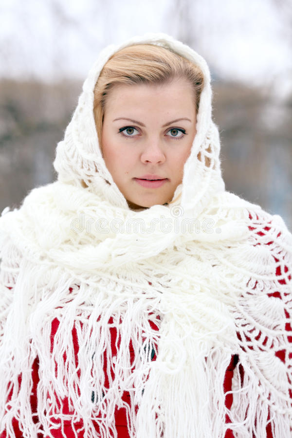 Russische blondine