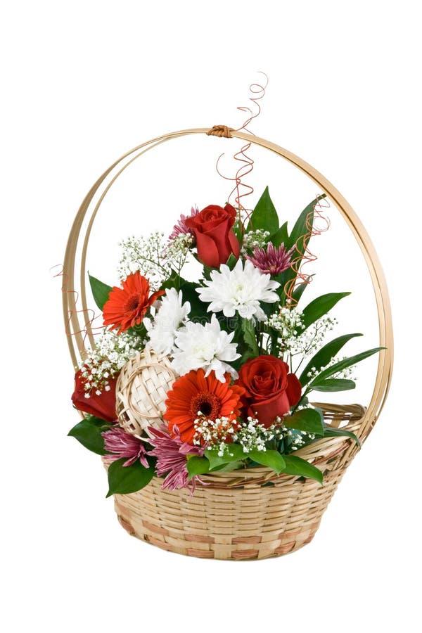 Schöne Blumen für Geschenk lizenzfreies stockbild
