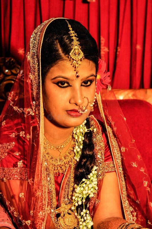 Bangladesch schönes Mädchen