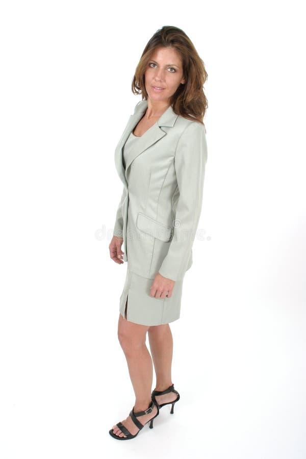 Download Schöne Executivgeschäftsfrau 2 Stockfoto - Bild von frisch, modern: 869640