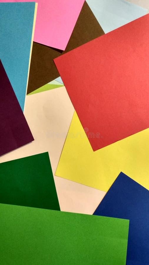 schöne Farben lizenzfreies stockbild