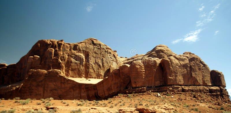 Schöne Felsen-Anordnungen stockfotografie