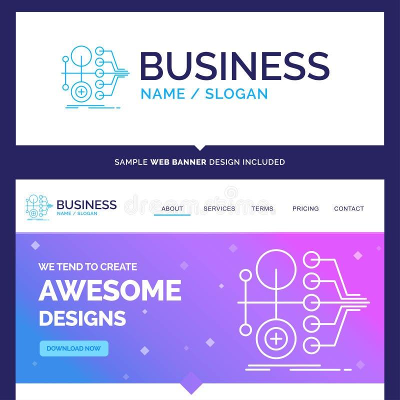 Schöne Geschäfts-Konzept-Markennameausmünzung, Finanzierung, Montag lizenzfreie abbildung
