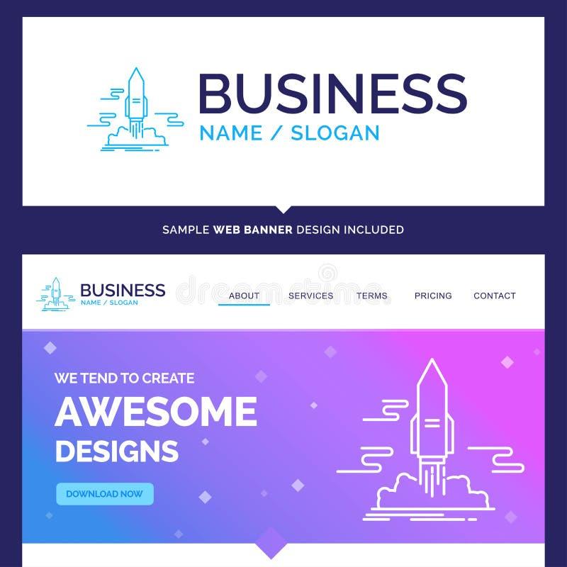 Schöne Geschäfts-Konzept-Markennameprodukteinführung, veröffentlichen, der App, geschlossen stock abbildung
