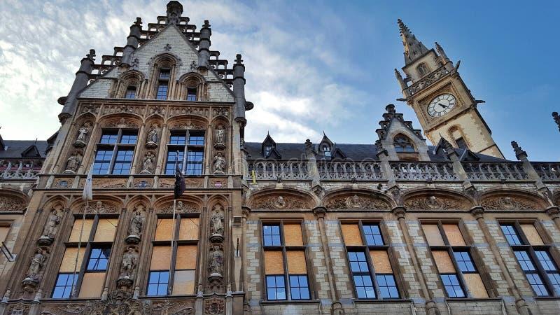 Schöne historische Architektur im Herrn stockbild