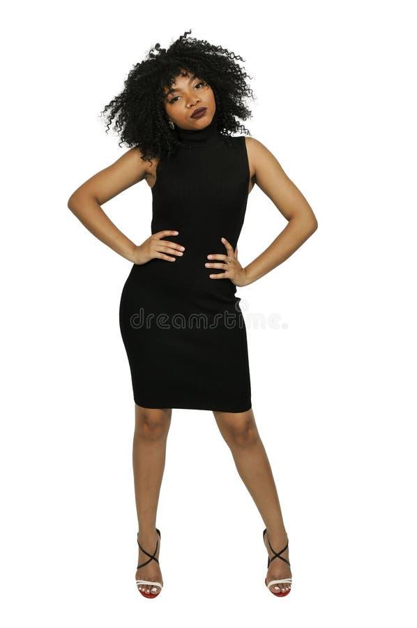 Schöne Jugendfrau stockfotos