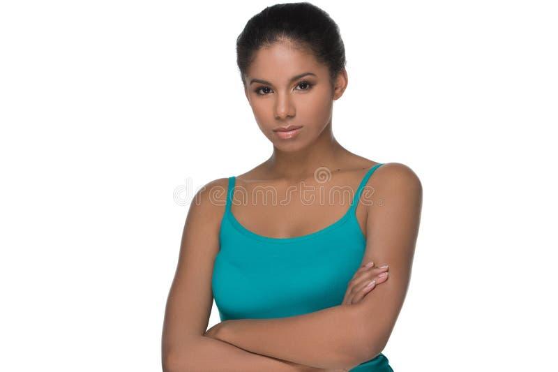 Schöne junge Frauen. stockfotos