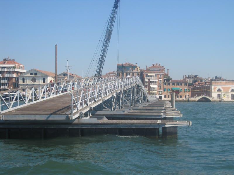Schöne Kirchen von Venedig im Sommer lizenzfreies stockfoto