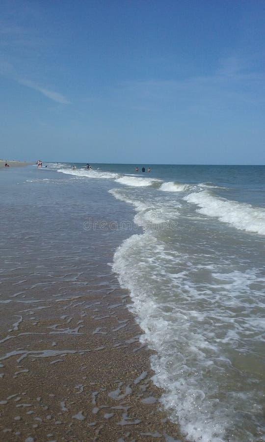 Schöne Ozeanansicht stockfotos