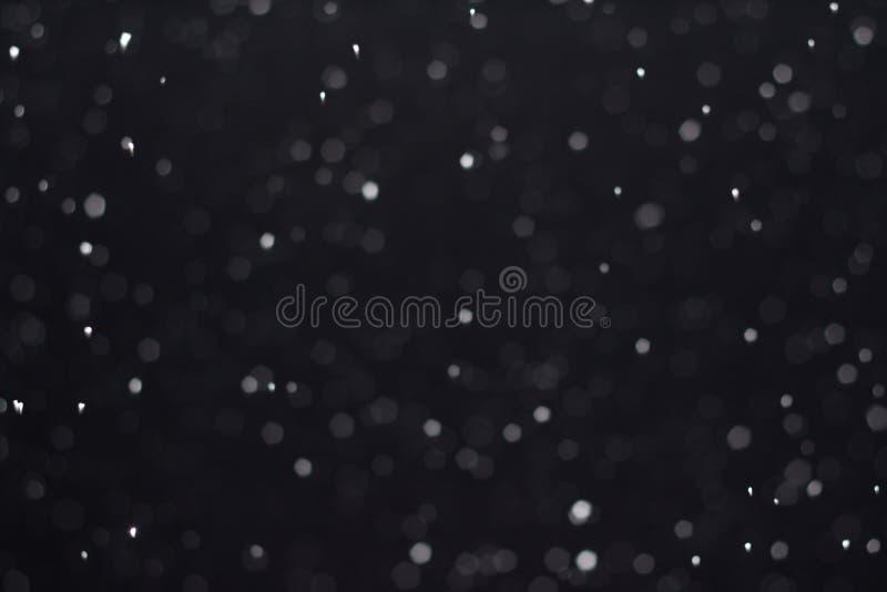 Schöner abstrakter Hintergrund mit mit unscharfen Kreisen stockfotos