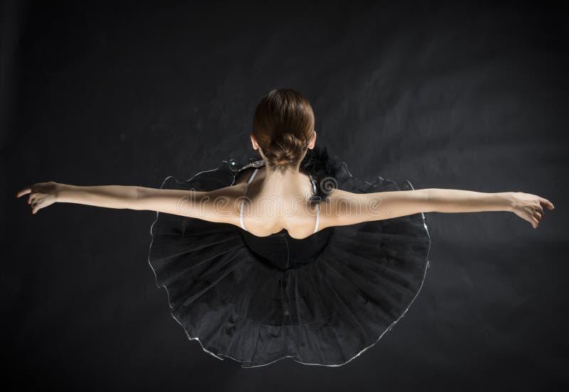 Schöner Balletttänzer lizenzfreie stockbilder