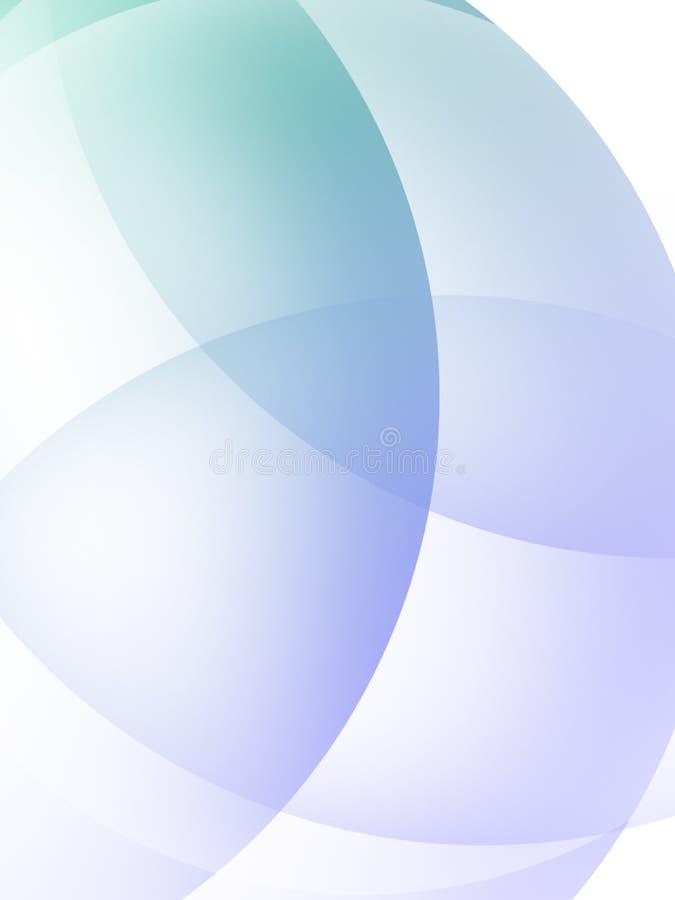 Schöner eleganter weicher abstrakter Hintergrund lizenzfreie stockbilder