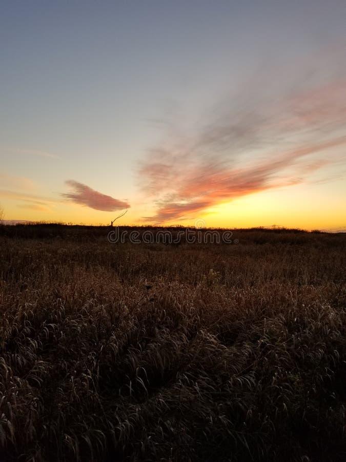 Schöner Himmel lizenzfreie stockfotos