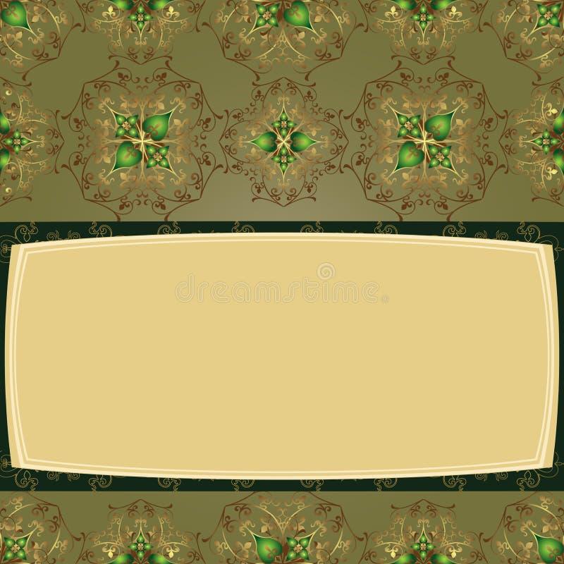 Download Schöner Hintergrund Der Blumenauslegung Vektor Abbildung - Illustration von gefühle, element: 26370519