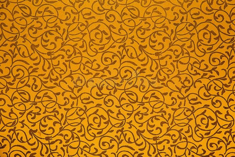 Schöner klassischer Teppich der Maschinenarbeit Persischer Teppich-Beschaffenheit, abstrakte Verzierung Rundes Mandalamuster, lizenzfreies stockbild