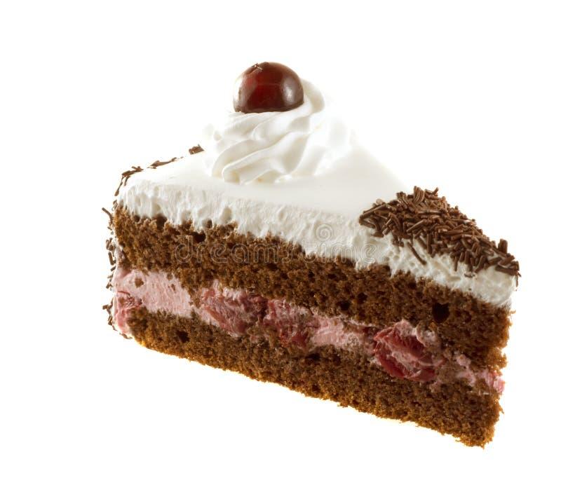 Schöner Kuchen stockbilder