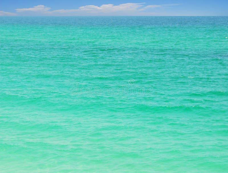 Schöner Ozean Lizenzfreies Stockbild