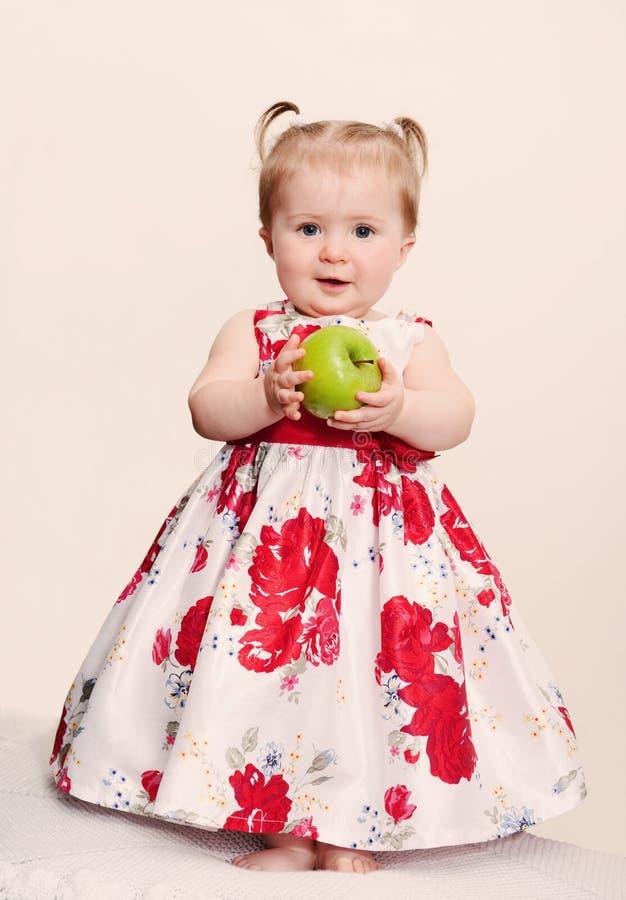 Schönes Baby stockbild