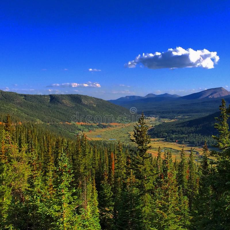 Schönes Colorado stockbilder
