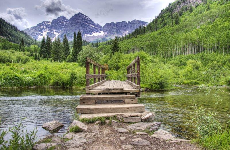 Schönes Colorado lizenzfreies stockbild