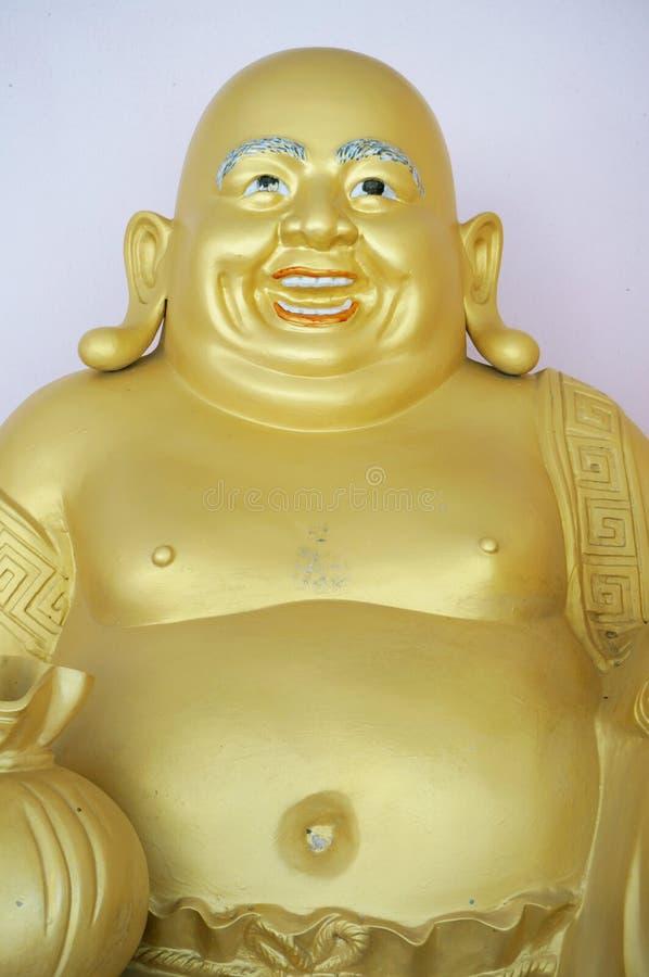 Schönes Gautama Buddha lizenzfreie stockbilder