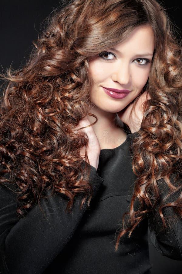 Schönes Haar stockbilder