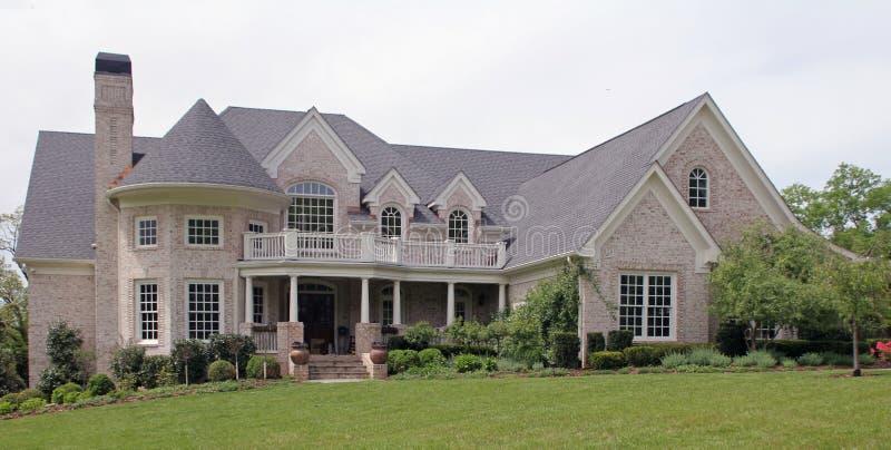 Schönes Haus lizenzfreies stockfoto