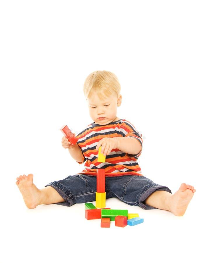 Schönes junges Kind stockfoto