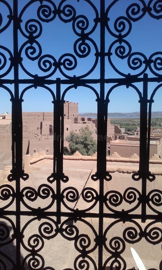 Schönes Marokko stockfoto