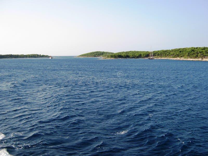 Schönes Meer lizenzfreie stockbilder