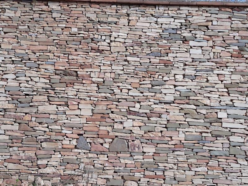 Schönes Wall-2 stockfoto