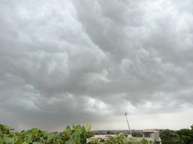 Schönes Wetter stockfoto
