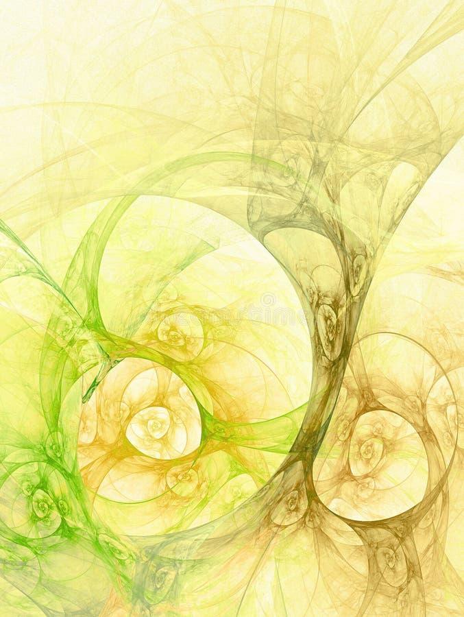 Schönheit der Natur lizenzfreie abbildung