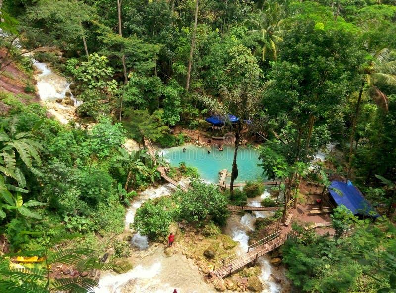Schönheit Indonesien stockbild