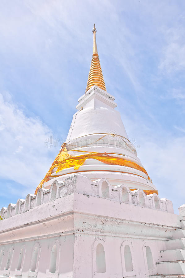 Schönheit Pogoda in Songkhla Thailand lizenzfreie stockfotos