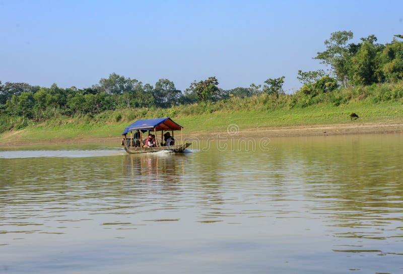 Schönheit von Fluss lizenzfreie stockbilder
