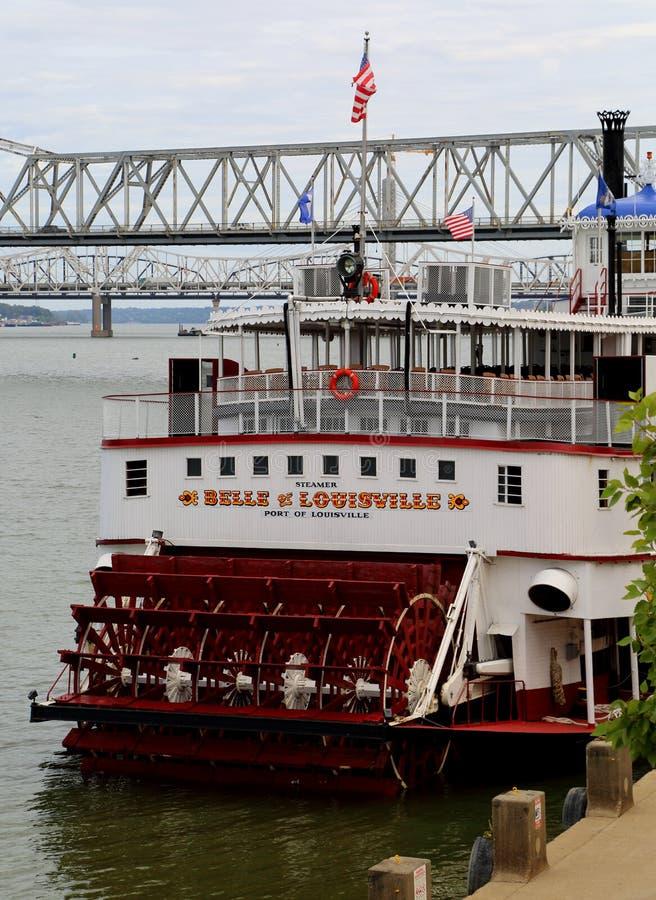 Schönheit von Louisville lizenzfreies stockbild