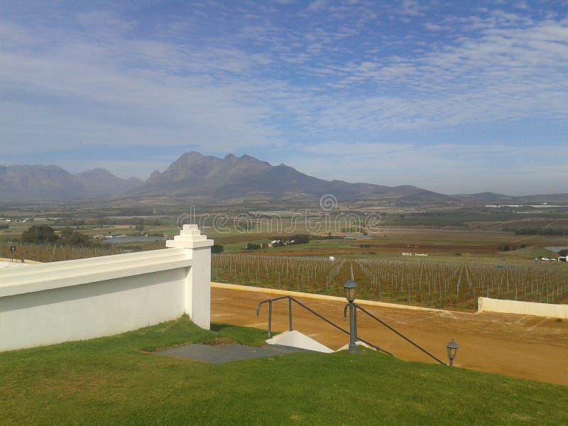 Schönheit von Südafrika stockfotografie