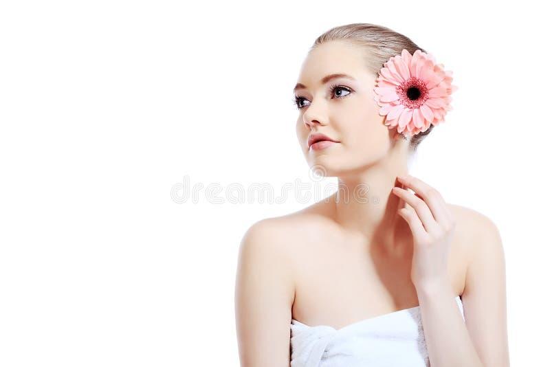 Schönheitssaal stockfotos