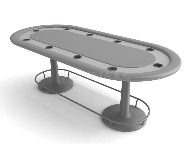 Schürhaken-Tabelle vektor abbildung