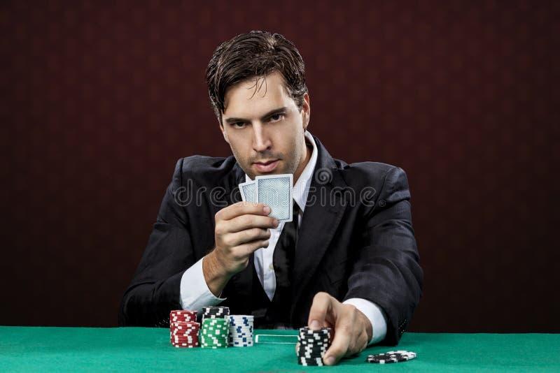 Schürhakenspieler stockfotos