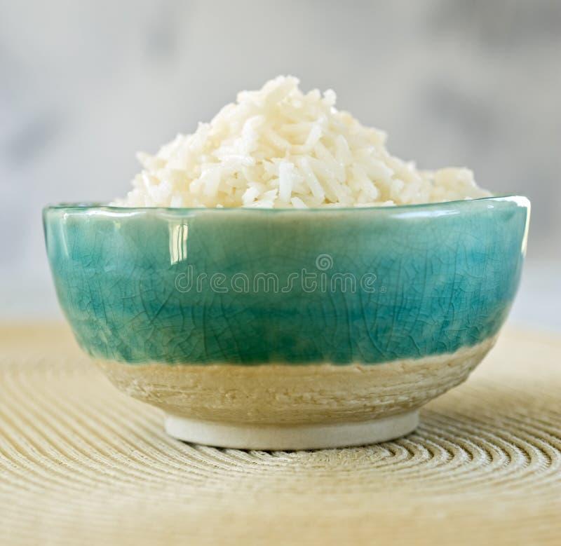 Schüssel Reis lizenzfreie stockbilder