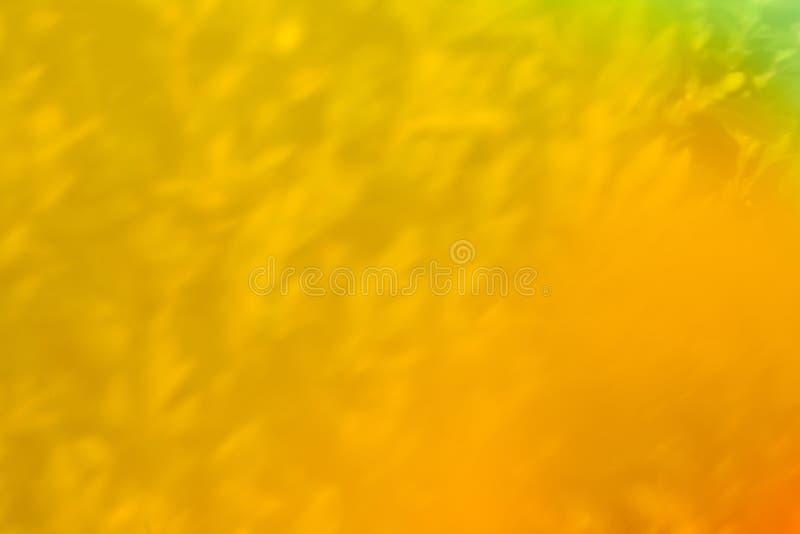 Sch?ne Fusion von hellen Farben und von hellem Leck stockfotografie